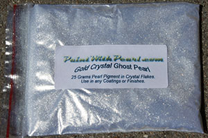 Ice Crystal Effects Silver Ghost Pearl
