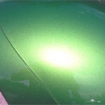 Apple Green DIY Paint Colors Headlight