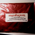 25 Gram Bag Mauve Rose Red DIY Paint Colors ®.