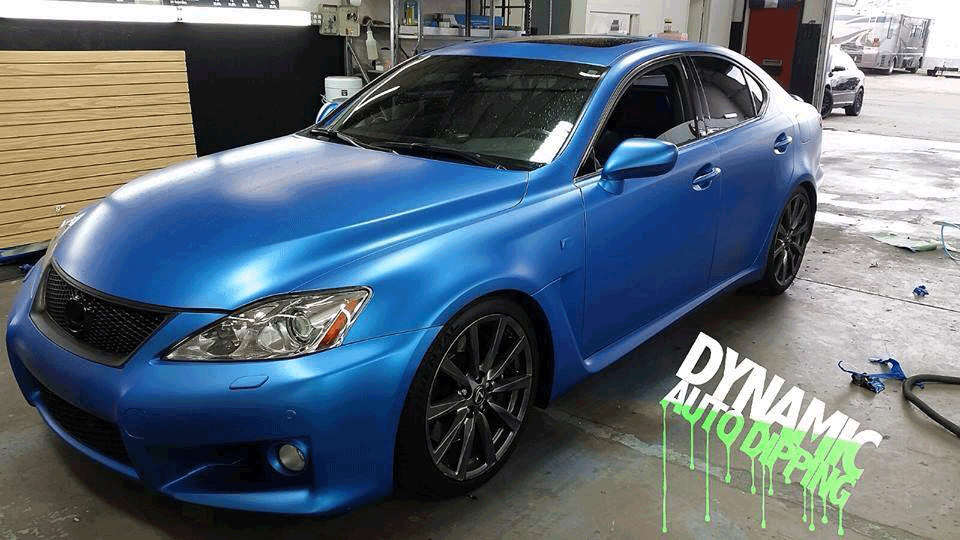 Driver View Sire Blue Diy Paint Colors Audi Vehicle Dipped