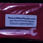 25 gram bag of red-thermochromic-paint-pigment