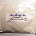 25 Gram Bag of Blue Interference Pearl®