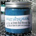Strato Blue Metal Flake