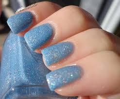 custom mixed finger nail polish using our candy pigments and metal flakes