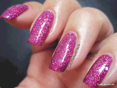 Holographic Flake is widely used in all types of Custom Paint, including Fingernail Polish.