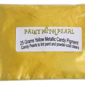 Yellow Metallic Paint DIY Paint Colors